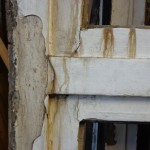 zandstralen hout