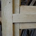 gezandstraald hout