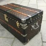 antieken koffer herstellen