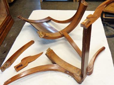 herstellen van meubelen